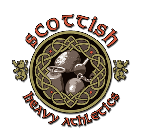 scottish heavy athletics  logo